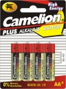 "4er SET BATTERIEN AA "" CAMELION ""  R6 IN BLISTER"